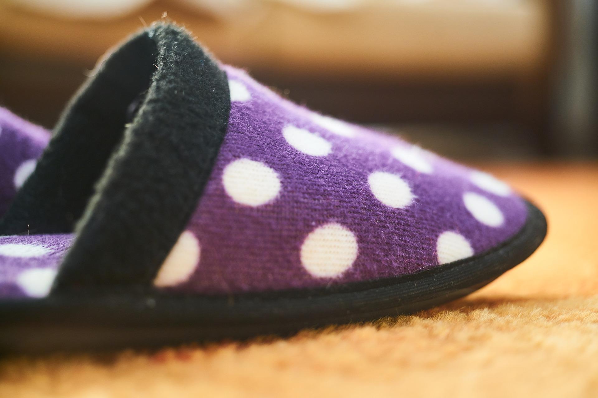 Pantoffels blog